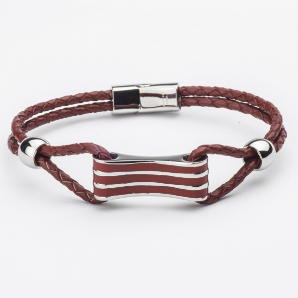 BRACELET CAMPAGNOLO C287 BURNT RED