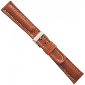 TEXAS ANSA LEATHER 20mm WATCHSTRAP 528/02-20