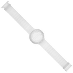 HIPHOP TRANSPARENT WATCHSTRAP Ø42mm HBU0183