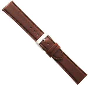 NABUK LEATHER 12MM WATCHSTRAP 694/01-12