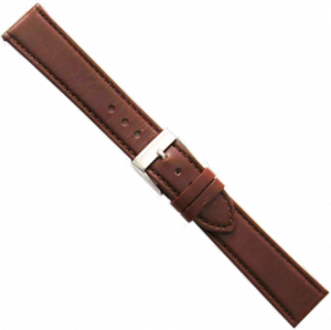 NABUK LEATHER 12MM WATCHSTRAP 694SL/02-12