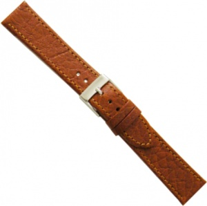 LEATHER 20MM WATCHSTRAP 471/02-20