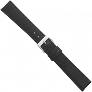 LEATHER 20MM WATCHSTRAP 677/00-20