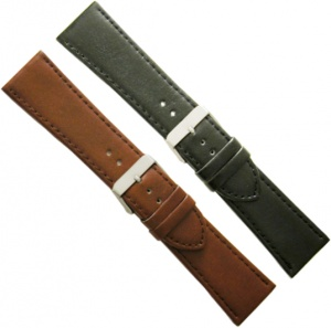 LEATHER WATCHSTRAP BIGHT 30MM 462/S-30
