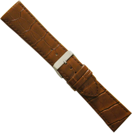 LEATHER 30MM WATCHSTRAP 549/S/02-30