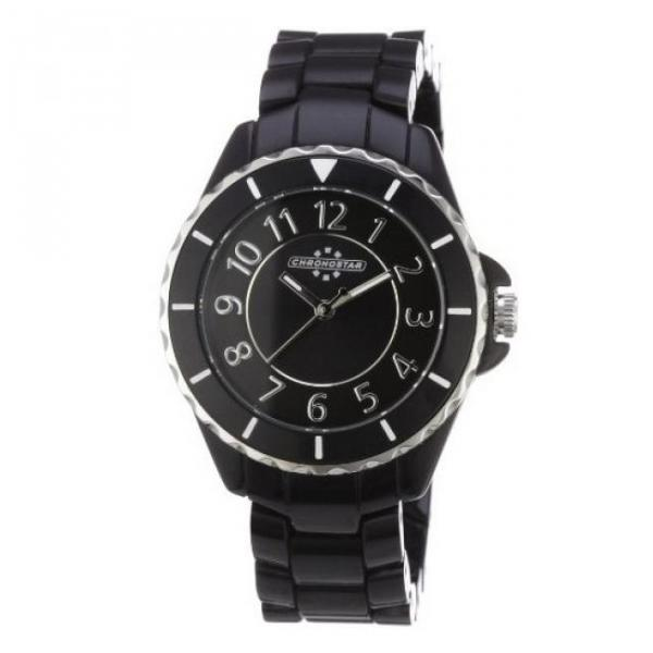 Watch CHRONOSTAR GLAM BLACK Just Time R3751101502